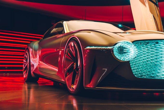 2025 में बेंटले ला रहा है पहली इलेक्ट्रिक कार - Automobile nEws Digpu