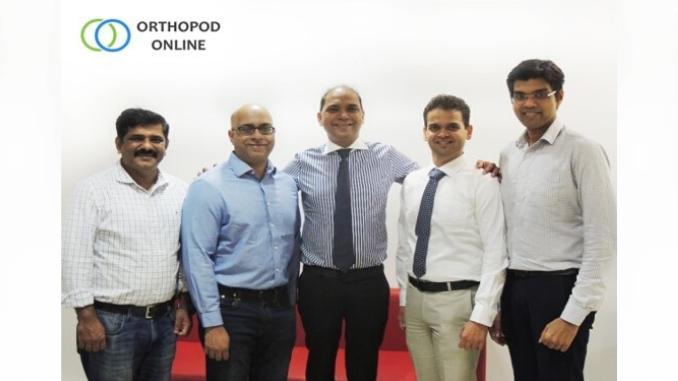 ऑर्थोपेडिक हेल्थकेयर स्टार्ट-अप, ऑर्थोपॉड ऑनलाइन INR 99 में परामर्श प्रदान करेगा - Orthopod Online Health News Digpu