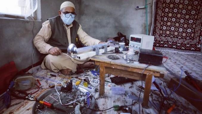 कश्मीर के बंडपोर में 'स्वचालित वेंटिलेटर' विकसित किया गया - Health News Digpu