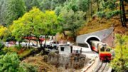 The 117-year-old Kalka-Shimla Heritage Line attracts tourists to Himachal Pradesh