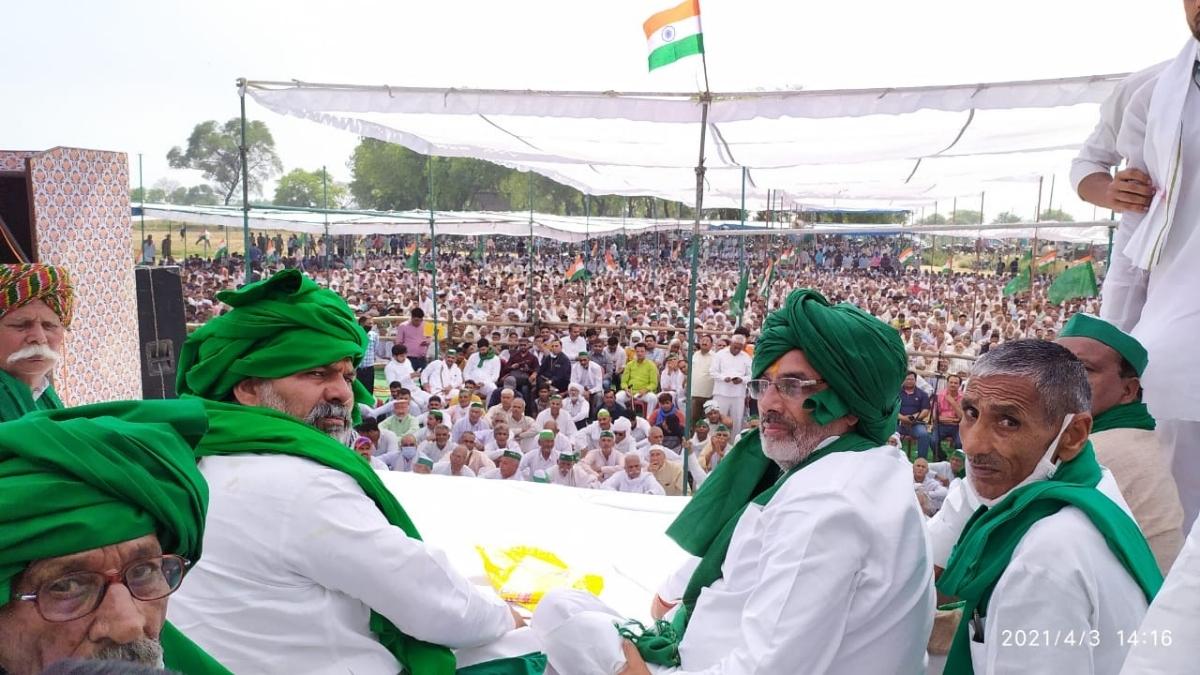 बंगाल चुनाव के नतीजों ने किसानआंदोलन की ताक़त को साबित कर दिया